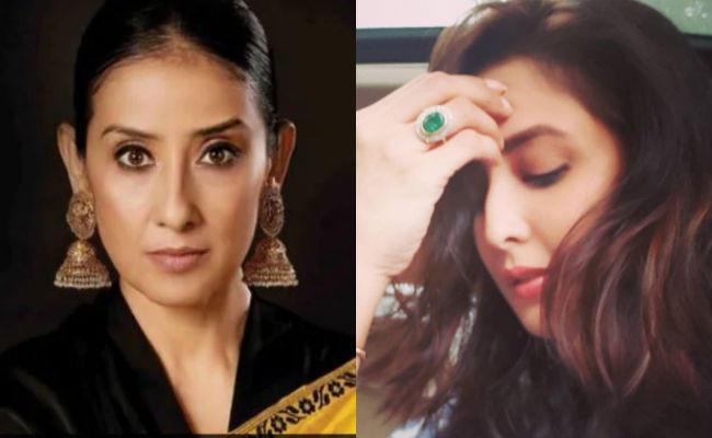 Do you know why Manisha Koirala slapped Chahat Khanna 5 times?
