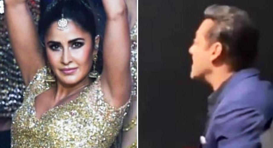 Katrina Kaif shares a glimpse of her IIFA 2019 performance