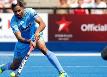 Akashdeep Singh got the second goal for India against Belgium