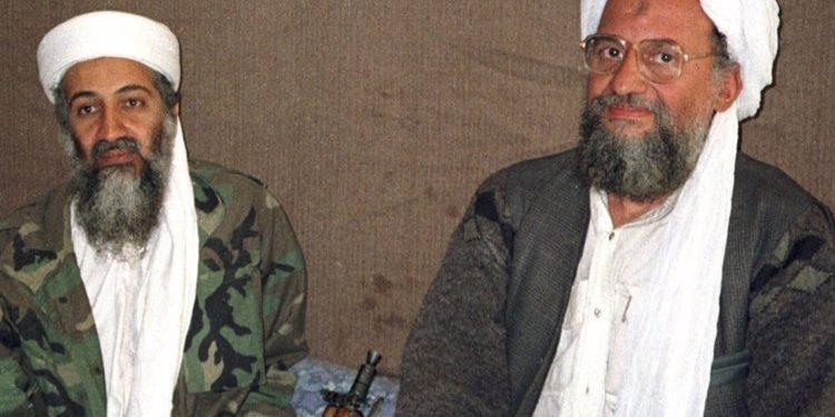 Osama Bin Laden and Ayman al Zawahiri