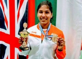 Fencer Bhavani Devi