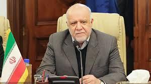 Oil Minister Bijan Namdar Zanganeh