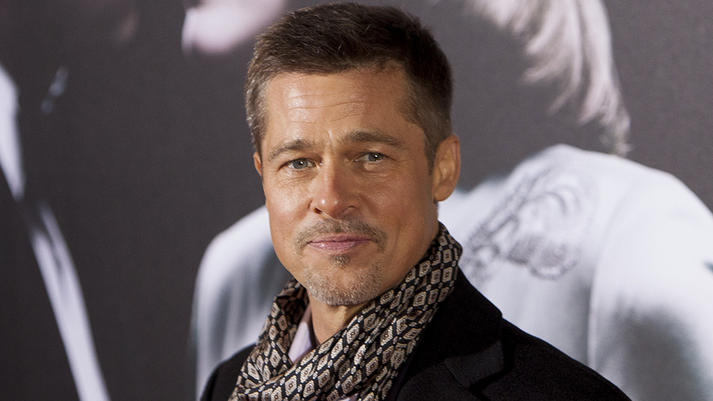 Brad Pitt: 'Being honest about alcoholism gave me greater peace of mind'