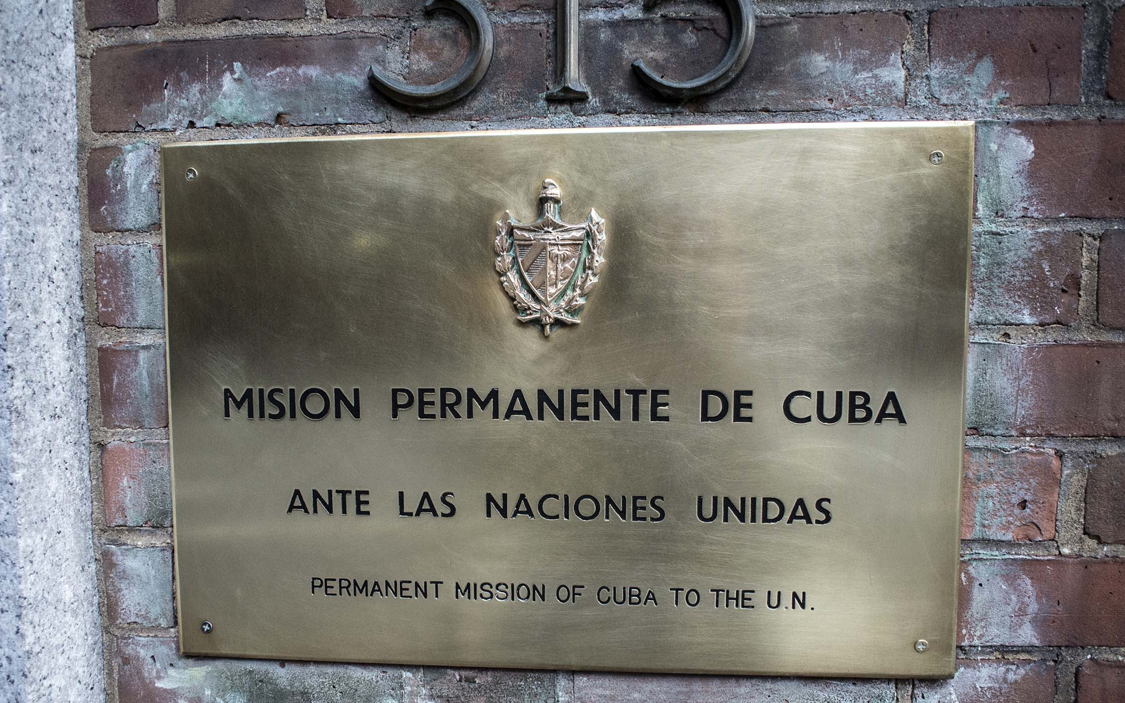 Two Members of Cuba's UN Mission Ordered to Leave