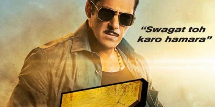 #100DaystoDabangg3: Salman Khan all set to return as Chulbul Pandey