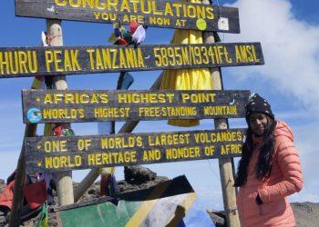 Scaling heights: Sambalpur girl on Kilimanjaro expedition