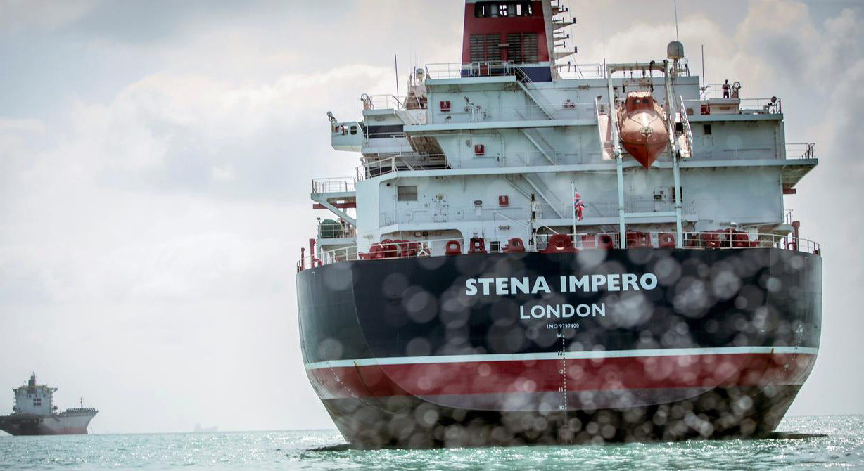 Iran To Release Seven Crew Members Of Detained British Tanker