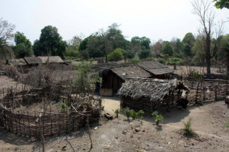 Only one person has survived in this village… Guess how