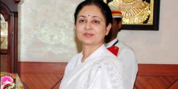 Justice Vijaya Kamlesh Tahilramani
