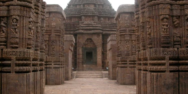 The Sun Temple in Konark is one of the prime tourist attractions in Odisha