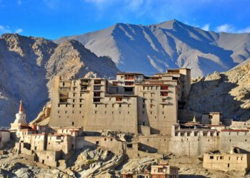 The Archaeological Survey of India (ASI), which maintains the famed palace nestled in the mountains of Ladakh, recently began the restoration of the age-old wall art located on its sixth floor.