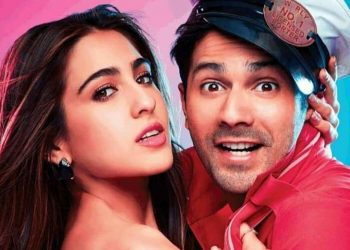 Fire breaks out on set of Varun Dhawan's 'Coolie No. 1'