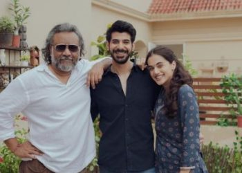 Pavail Gulati joins Taapsee Pannu in 'Thappad'