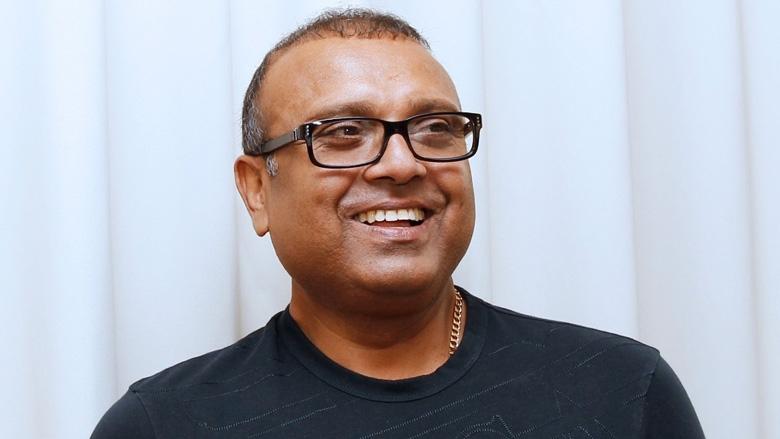 Kerala politician Thushar Vellapally