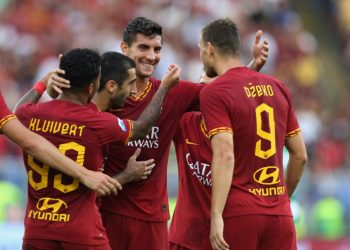 Roma are just behind in eighth after new coach Paulo Fonseca got his first win, a 4-2 defeat of Sassuolo, for the capital side.