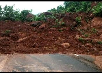 Rain, landslide hit Koraput; 1 missing