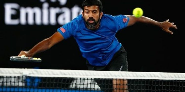 With Bopanna's ouster, India's challenge ended in the US Open as Leander Paes and Divij Sharan had made first round exits in the men's doubles event.
