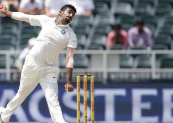 Bumrah is just 12 Tests old and already has 62 wickets to his credit.
