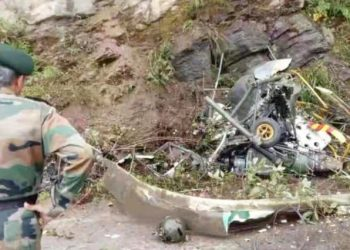 Two pilots killed as Indian Army chopper crashes in Bhutan