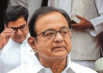I am deeply concerned about the economy: Chidambaram tweets