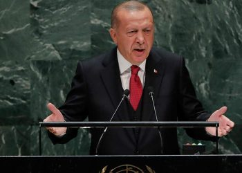 In his speech before at the UN General Assembly, Erdogan said the stability and prosperity of South Asia cannot he separated from the Kashmir issue.