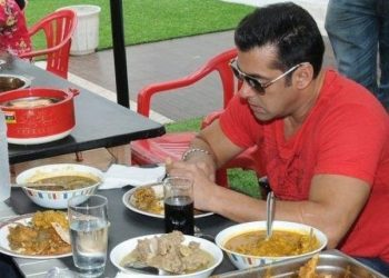 This is what Salman Khan pays for food in one day