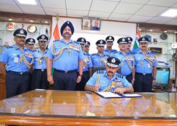 He succeeds Air Chief Marshal BS Dhanoa, who retired after 41 years of service in the IAF.