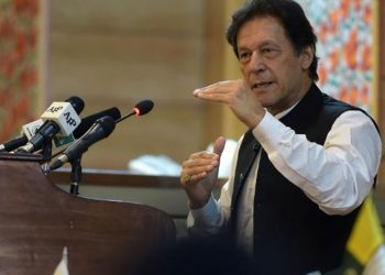 At a rally Friday, Prime Minister Khan said he knew that majority of youths in PoK wanted to stage the march on the LoC.
