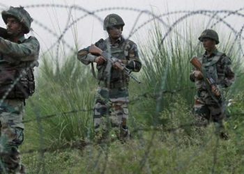 The ceasefire violation took place at 1 p.m. Sunday in the Poonch sector. (Representational image)