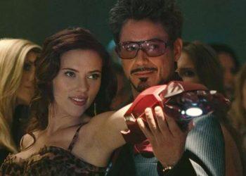 The 'Iron Man' star will feature in Scarlett Johansson's 'Black Widow' stand-alone.