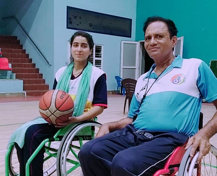 How the Indian Army helped a Kashmiri para-athlete represent