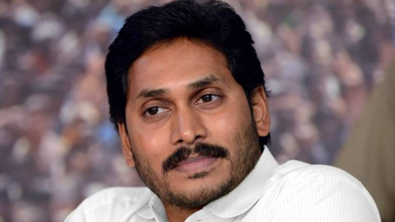 Chief Minister Y S Jagan Mohan Reddy.