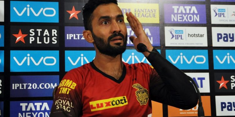 Dinesh Karthik. (File Photo: IANS)