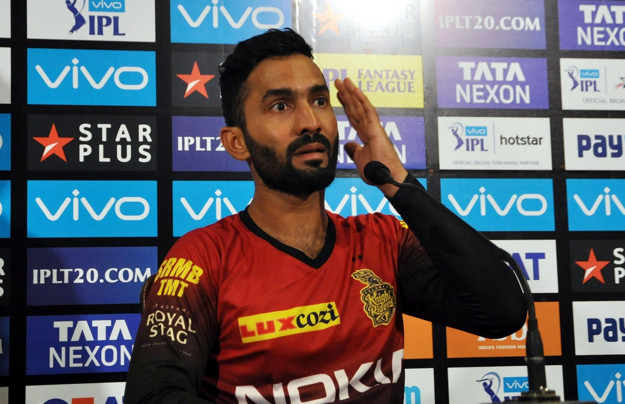 BCCI issues show-cause notice to Dinesh Karthik for attending CPL match