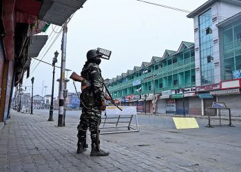 Security forces intensify surveillance, area domination operations in Kashmir
