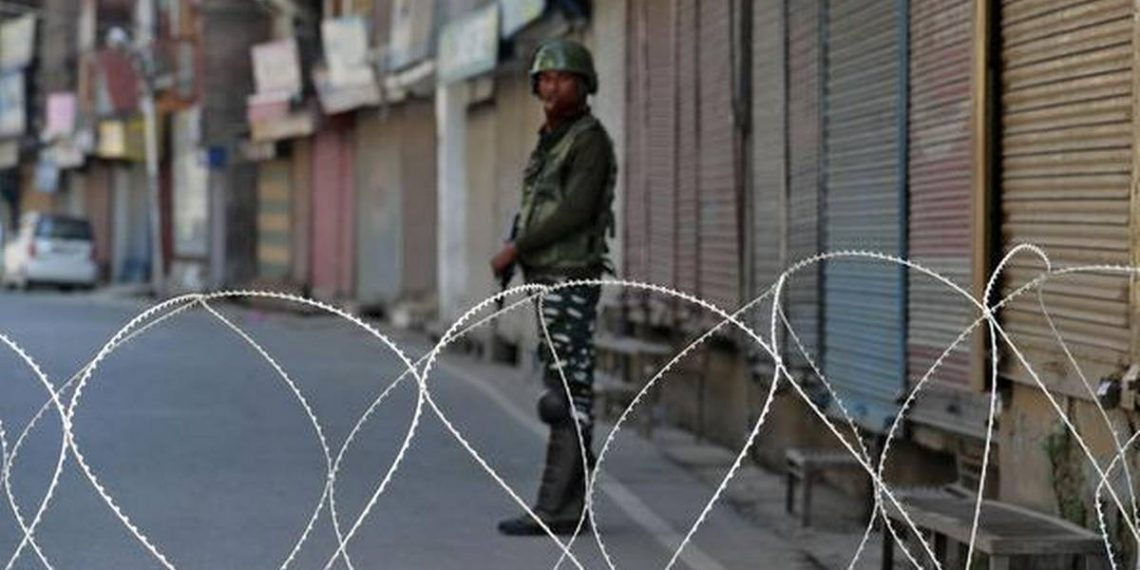 Jammu and Kashmir Police has officially kept mum with no one willing to come on record, but officials said on condition of anonymity that the situation could be slipping out of their hands.