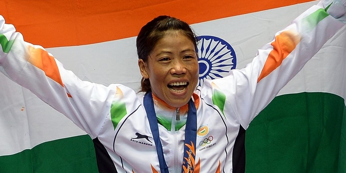 Mary was honoured with Padma Bhushan and Padma Shri awards in 2013 and 2006, respectively. In 2003, she was awarded with the Arjuna Award as well.