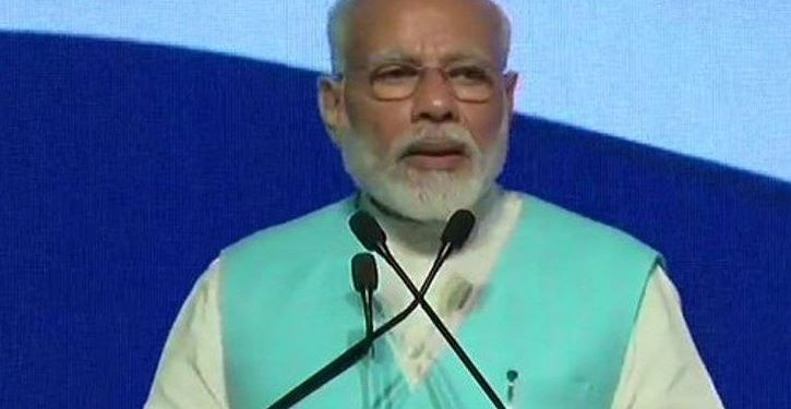 On his first visit to Tamil Nadu after retaining power in this year's Lok Sabha polls, the Prime Minister reiterated his campaign against single-use plastic.