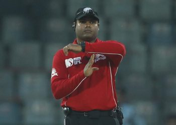 Apart from 57 first-class games, Nitin has also officiated in 22 One Day Internationals, nine T20 Internationals and 40 IPL matches.
