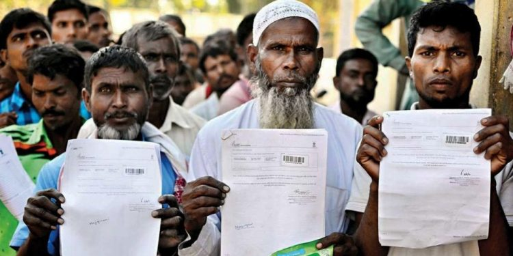 The final NRC was released August 31 with 19,06,657 of the total 3,30,27,661 applicants excluded and 3,11,22,004 included.