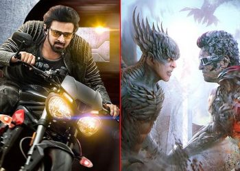 Prabhas's 'Saaho' surpases Rajinikanth's '2.0' in opening weekend box office collections
