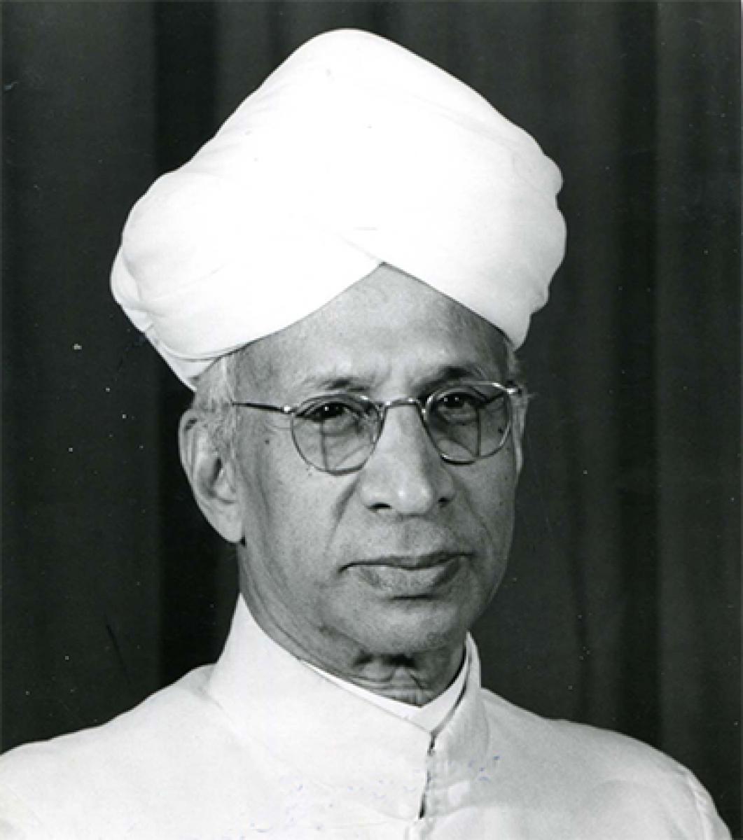 Happy teachers day facts about dr sarvepalli radhakrishnan