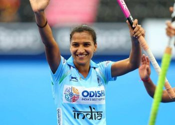 The series is scheduled to take place from September 27 to October 4 and Rani will have goalkeepeer Savita as her deputy.