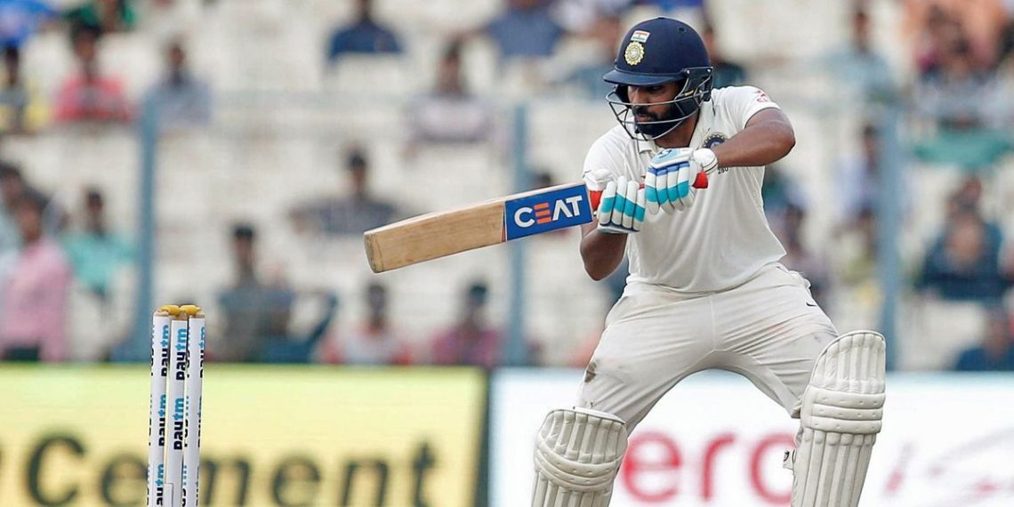 The former Australia opener, however, feels Rohit can find it more challenging when India play Test matches in foreign conditions.