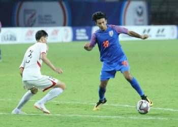 The 22-year-old Kerala player made an immediate impact in his debut match against Curacao in the King's Cup in June and within four months, he has become the mid-field pivot of the Indian football team.