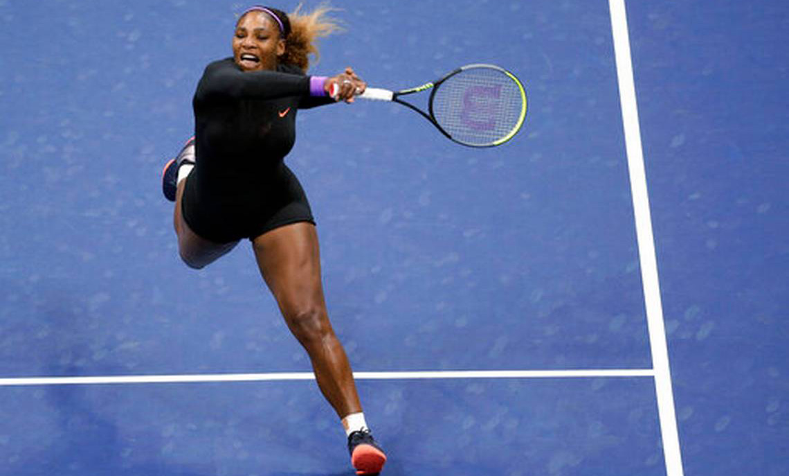 Serena Williams in 33rd Grand Slam final after defeating Svitolina of Ukraine