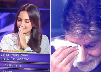 UP Minister slams Sonakshi Sinha for KBC gaffe
