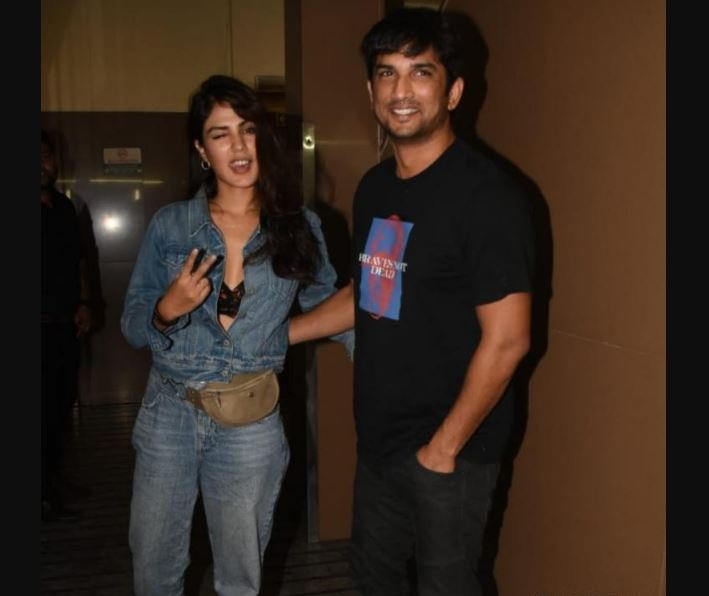 Sushant Singh Rajput , Rhea Chakraborty to be cast together ?