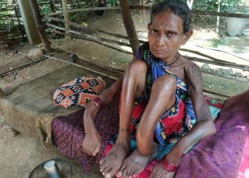 Physically challenged woman seeks government help