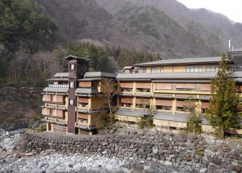 1300 yrs hotel run by one family